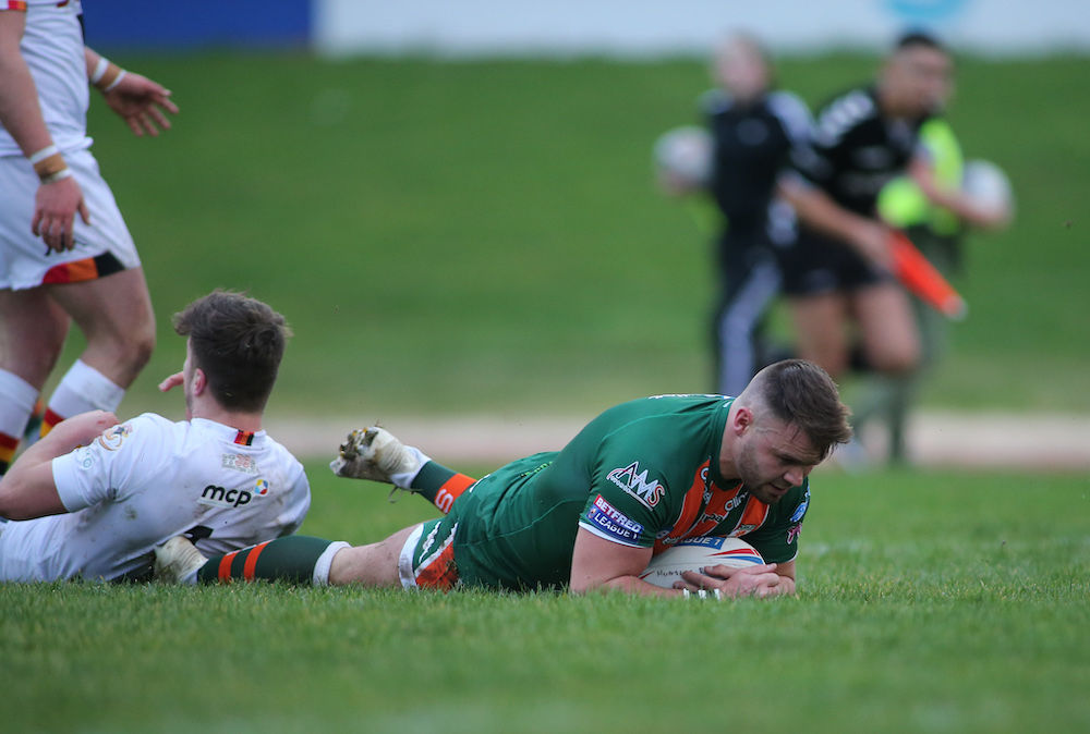 Hunslet RLFC v Bradford BullsPre-season friendly