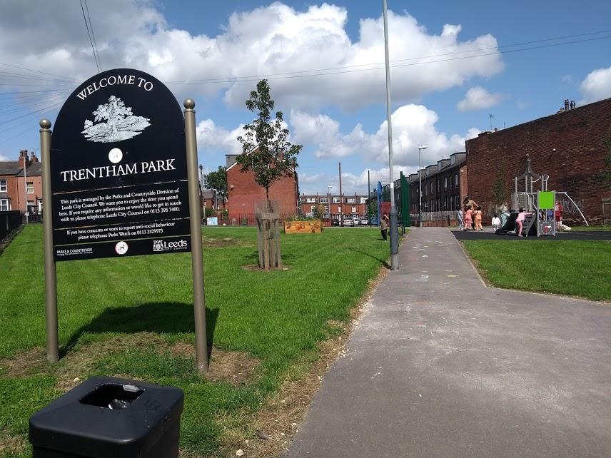 Trentham Park opening 02