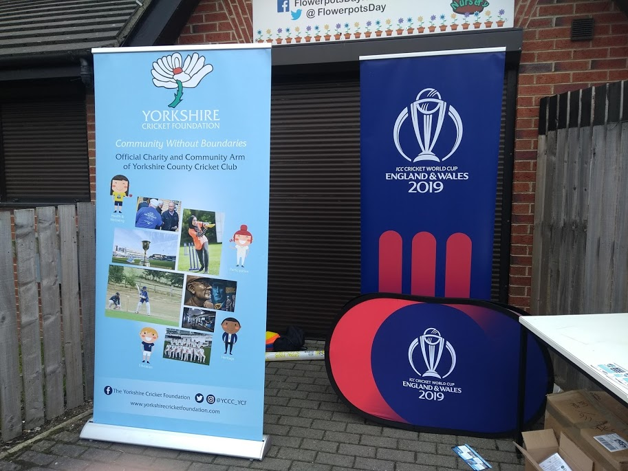 YCB stand