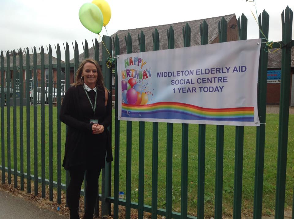 c0a03c8736a06 Middleton Elderly Aid is 2 years old today - South Leeds Life